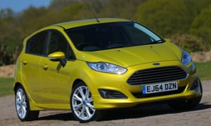 Ford Fiesta: Britain's best-selling car.