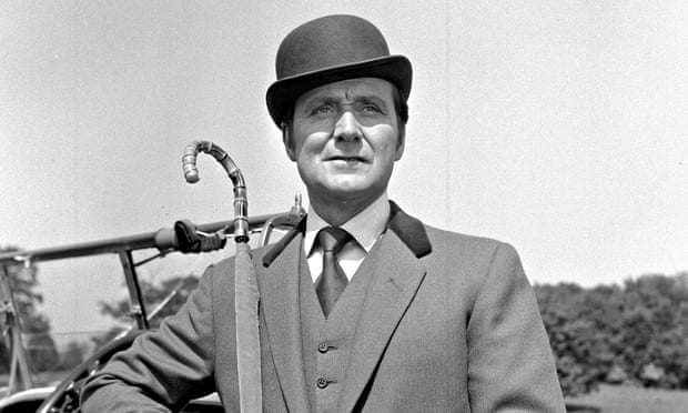 Patrick Macnee as Steed in The Avengers, 1968. Photograph: StudioCanal/Rex Shutterstock