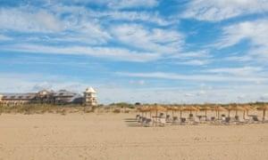 Melia Atlantico, Isla Canela, Huelva, Spain