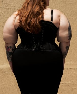 Tess Holliday shoot (back)