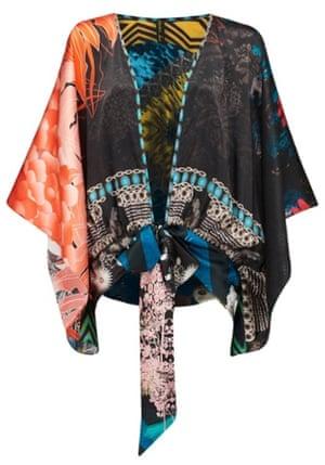 Kimono £250 from Modern Love.