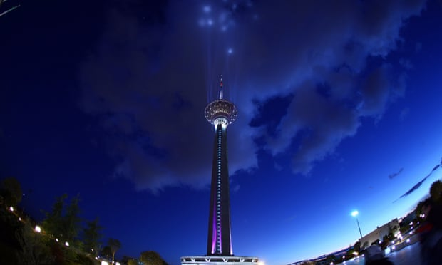 Milad Tower, Tehran.