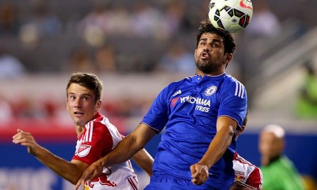 Video: New York RB vs Chelsea