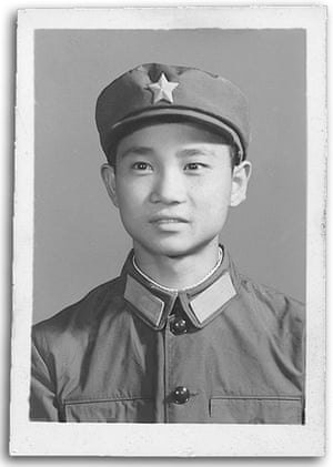 Li Cunxin as a boy in Mao's China.