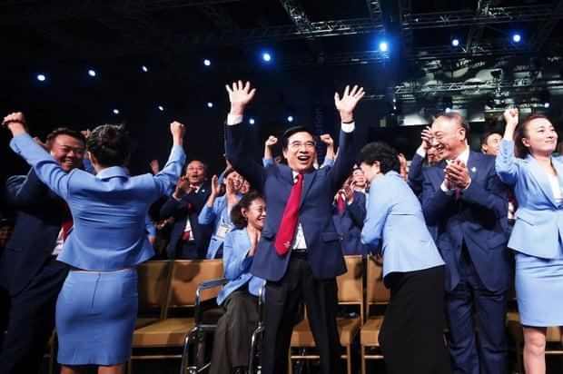 Beijing picked to host 2022 Winter Olympics