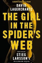 The Girl in the Spider's Web's UK cover