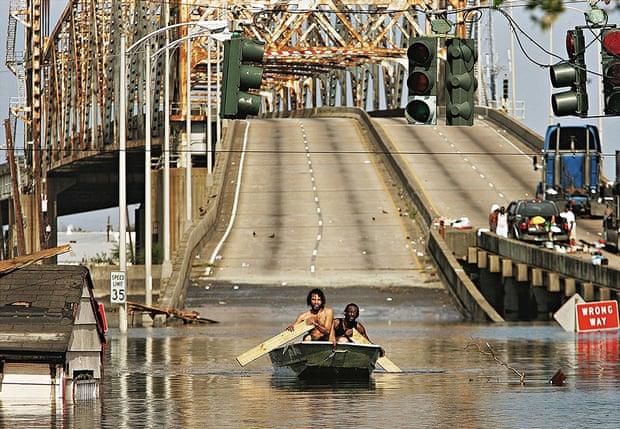 Una catástrofe y diez años después: la lección de Katrina