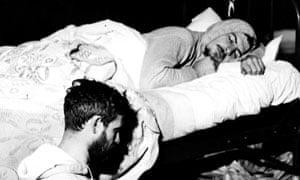 Dr. Nathaniel Kleitman sleep experiment