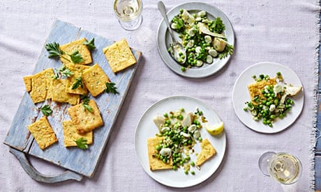 Panelle With Olive Tapenade (Sicilian Chickpea Flour Fritters) Recipes ...