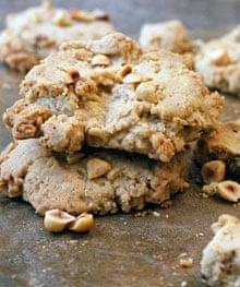 hazelnut cookies double chocolate hazelnut chocolate hazelnut cookies ...