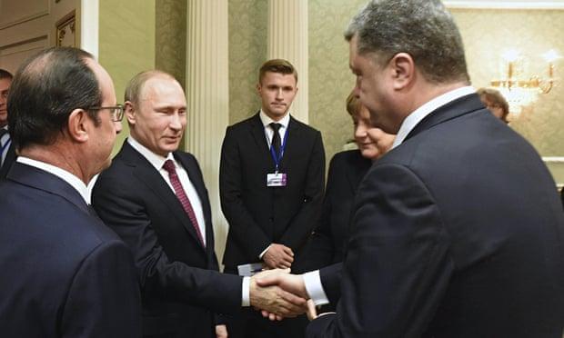 Украина указывает на начало бурной новой эры в мировой политике