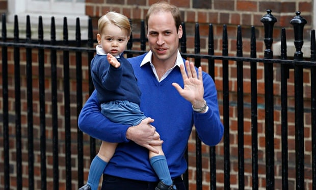 Being born a royal is a sophisticated form of child abuse