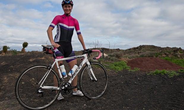 Sarah Storey has been working hard during a warm-weather training camp in Lanzarote. Photograph: David Pintens/Demotix .