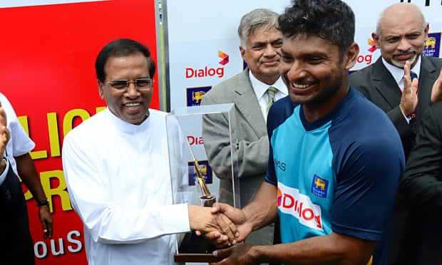 Kumar Sangakkara offered post of Sri Lanka high commissioner by president