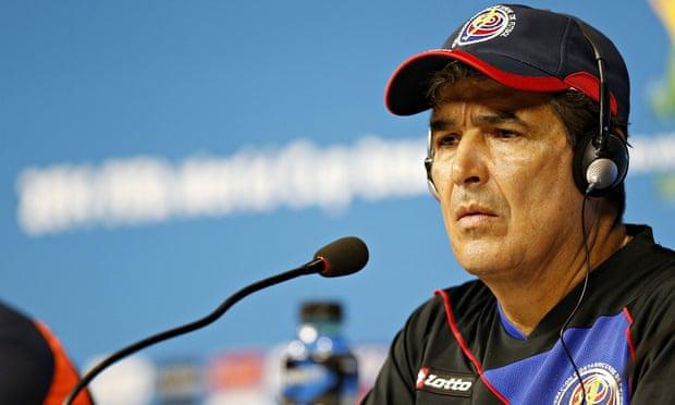 Jorge Luis Pinto 2014 Coach Jorge Luis Pinto