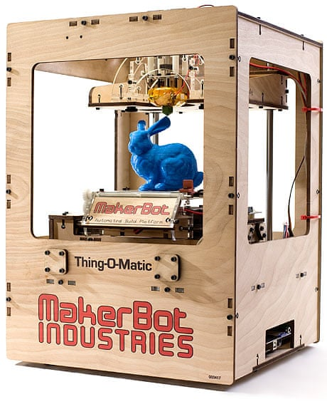 Could 3D printing end our throwaway culture? | Technology ...
