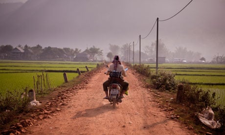 travelling minh trail