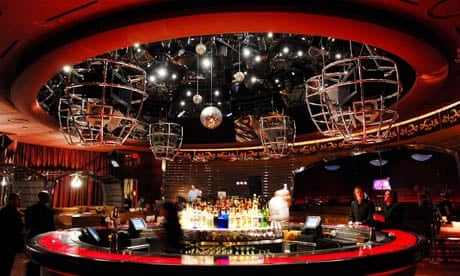 Cherry Nightclub at Red Rock Casino, Las Vegas.