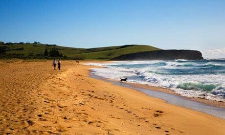 Gerringong Australia  city pictures gallery : Werri Beach, Gerringong, New South Wales, Australia