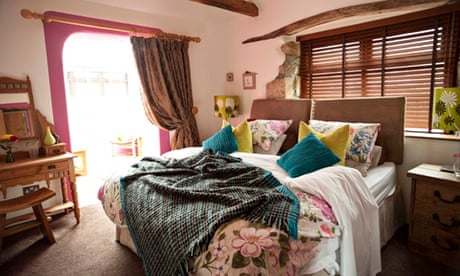 Lower Barns boutique B&B