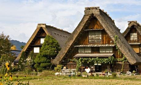 Շիրակավա գյուղի հեքիաթային տնակները