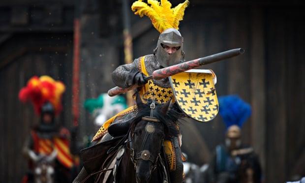 Kaltenberg Knights tournament, Bavaria, Germany