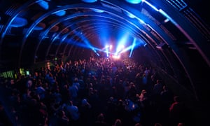 The Bigsound festival opening party at the Triffid, 2016.