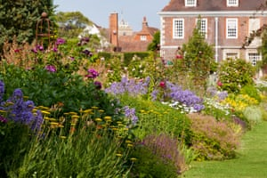 Spring explosion: The Salutation's gardens.
