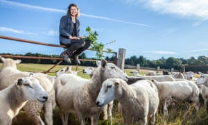 Gala Bailey-Barker: 'I would have loved to see women farming as a child. It was never presented as a possible career at school.'