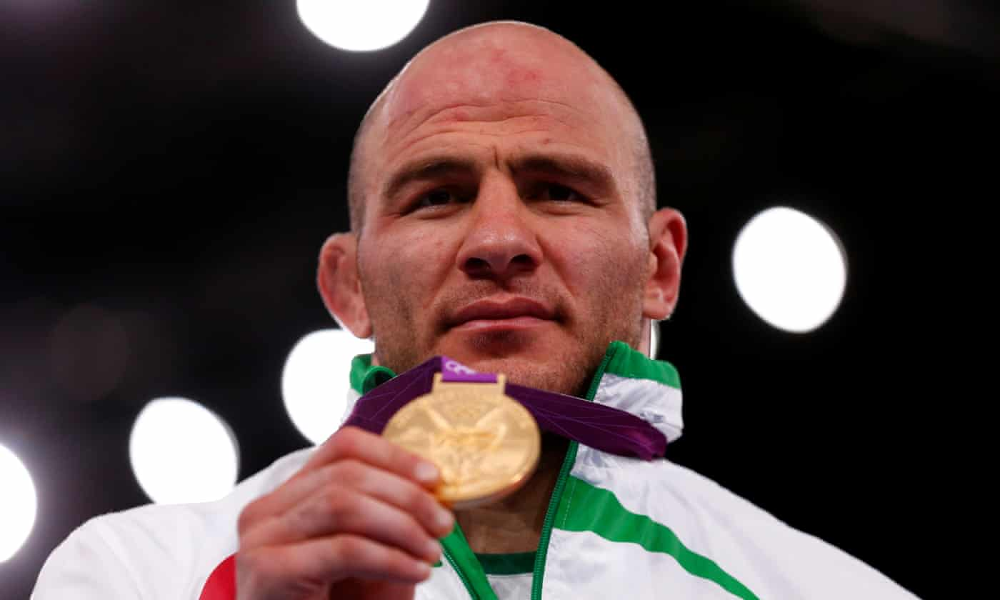 Gold medal-winning wrestler is 60th athlete disqualified from London 2012