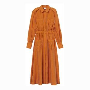 Orange dress, £49.99, hm.com.