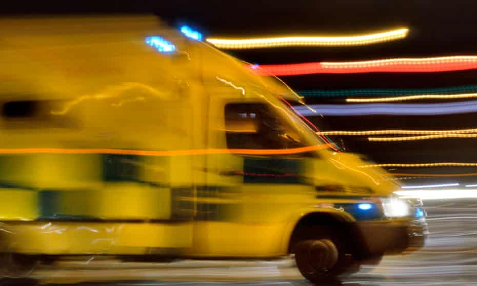 London ambulance service's spending on private ambulance operators rose from £700,000 in 2011 to £10.1m last year.