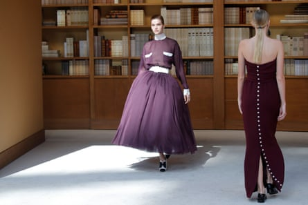 Viard's creations for Chanel.
