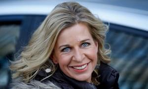 New Mail Online columnist Katie Hopkins