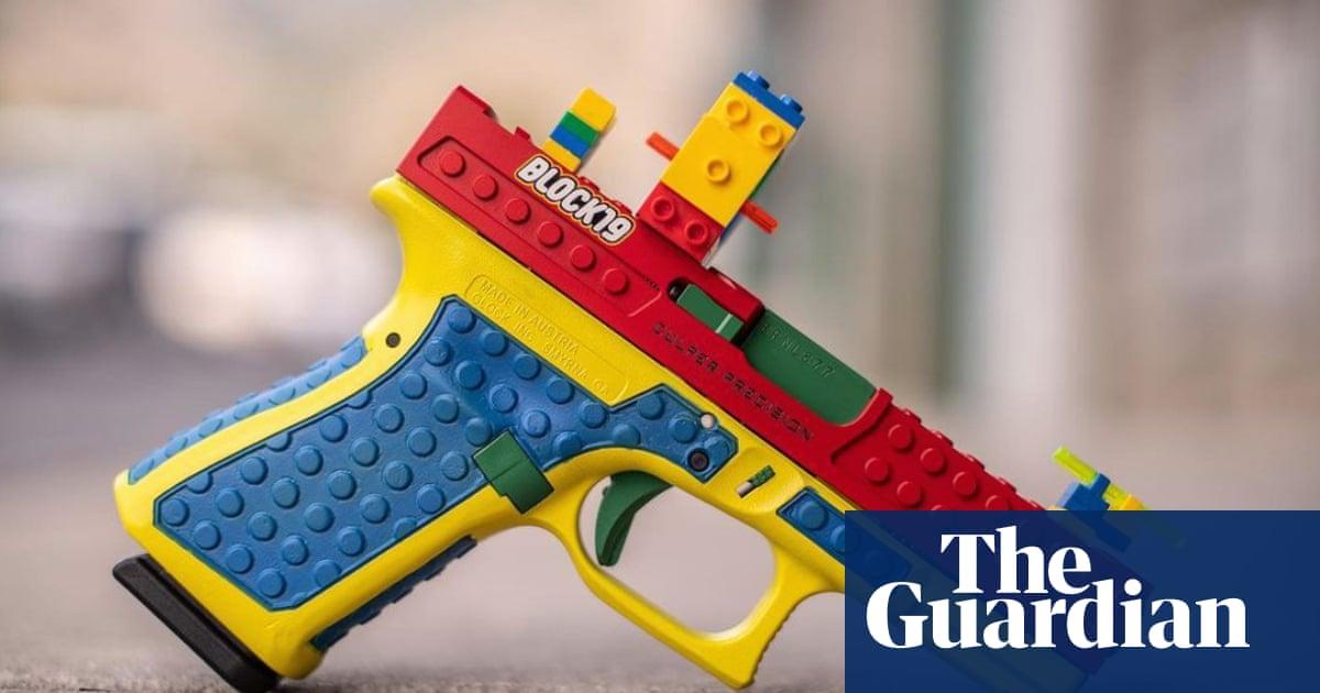 Utah company halts sales of Lego handgun case kits after cease and desist