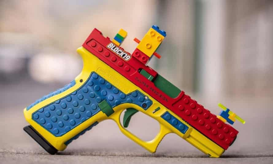 Culper Precision's president, Brandon Scott, told the Washington Post a lawyer told him Lego might have a case if he kept offering the Block19. He decided to comply.