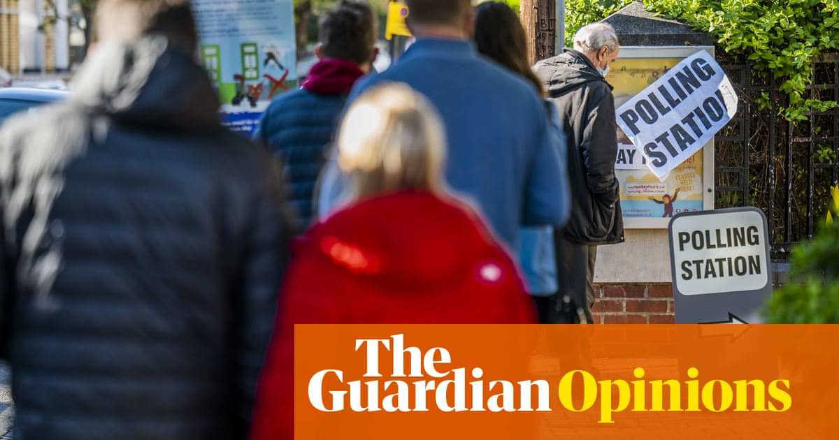 The Guardian view on Tory election bill: rigging polls to win