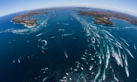 Sydney to Hobart 2018 set for closest four-way tussle in race history