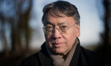 Kazuo Ishiguro in the Cotswolds in 2015