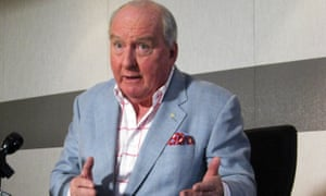 Alan Jones' 2GB radio show will undergo 'a full review' by Macquarie Media after more than 110 brands said they would not advertise on it following his comments about NZ prime minister Jacinda Ardern.