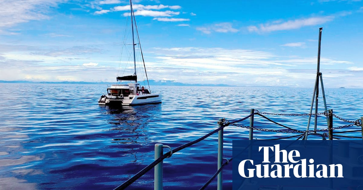 Stranded at sea for months due to Covid-19 and refused port three times, sailor docks in Fiji