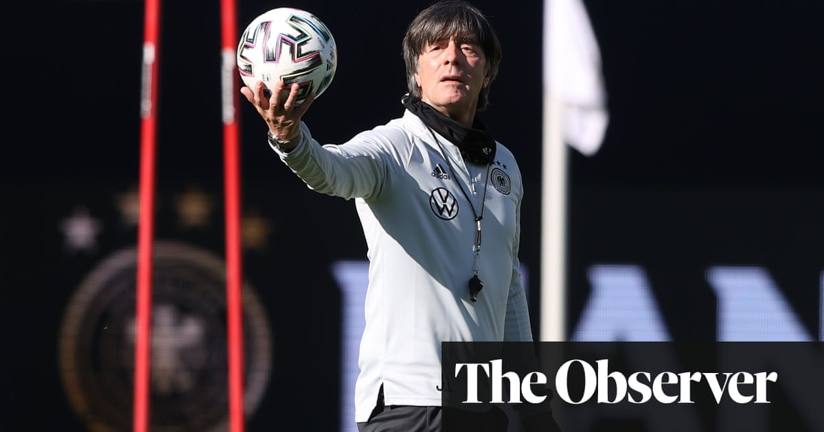 Joachim Löw's flawed planning leaves talented Germany at the crossroads