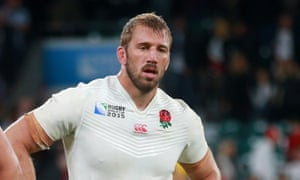 Chris Robshaw says England's feeling of disappointment after losing in the World Cup final to South Africa was 'very different to that in 2015'.
