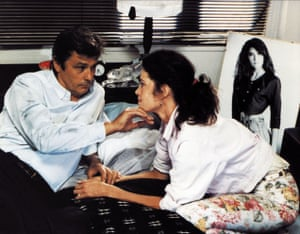 Let Sleeping Cops Lie, 1988, starring Alain Delon & Roxan Gould