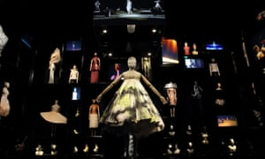 Strike a pose: Alexander McQueen: Savage Beauty at the Victoria & Albert Museum.