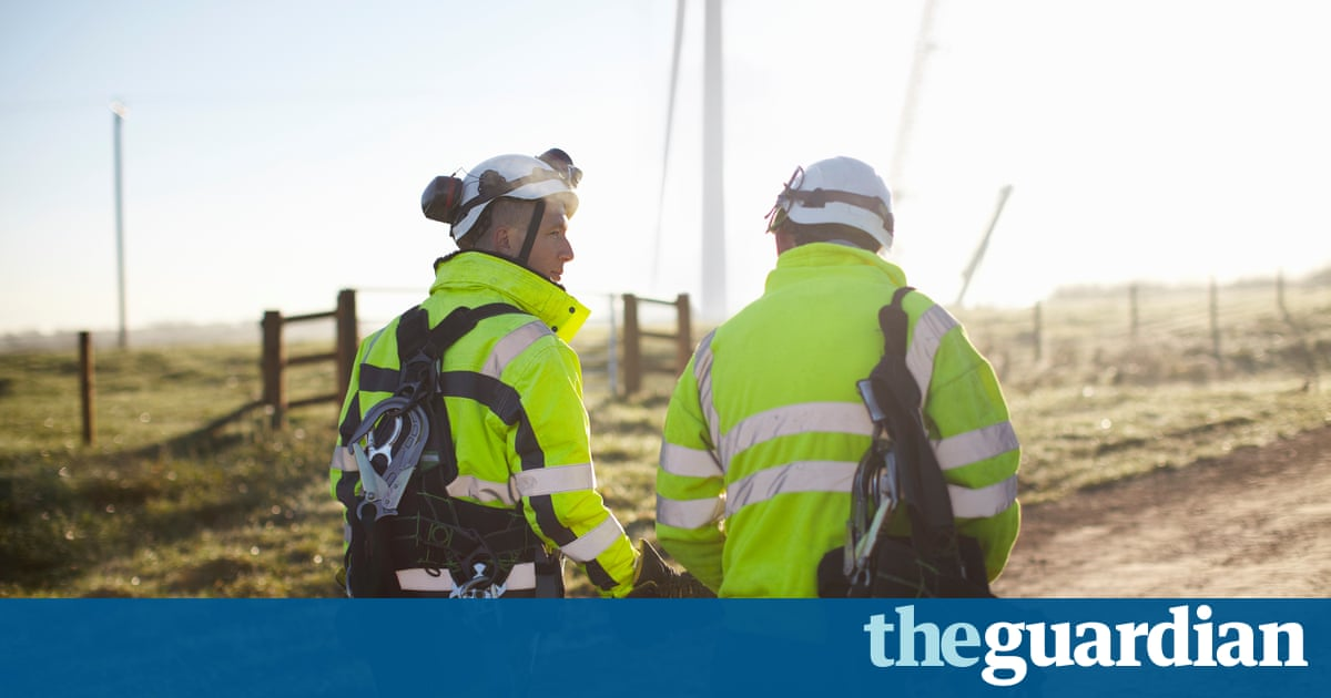 Renewable energy: the growth industry on the hunt for graduates