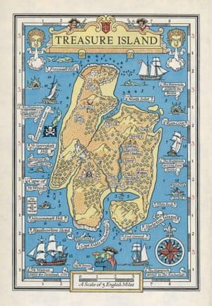 RL Stevenson based Treasure Island on Erraid, off south-west Mull.
