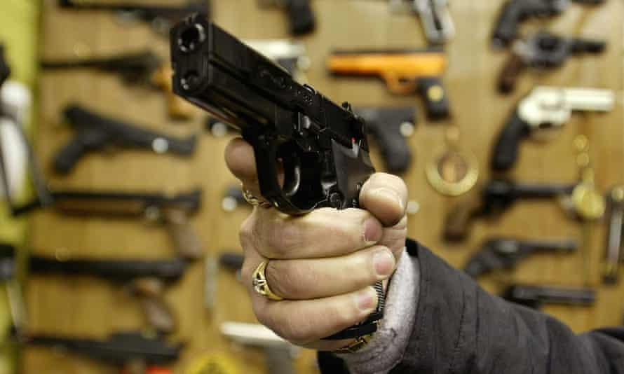 BB guns US killings by police Tamir Rice