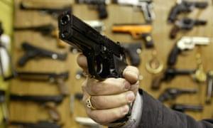 A BB gun