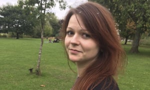 Yulia Skripal, who was poisoned in Salisbury, is no longer in critical condition.